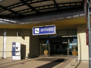 george airport arrivals and departures
